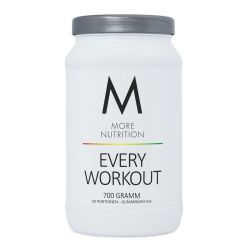 MORE NUTRITION Every Workout